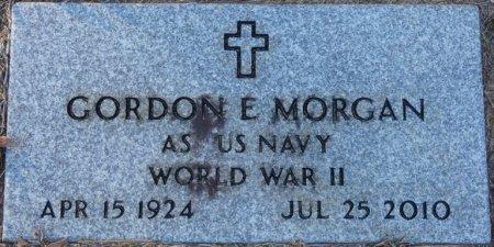 MORGAN (VETERAN WWII), GORDON E (NEW) - Prentiss County, Mississippi | GORDON E (NEW) MORGAN (VETERAN WWII) - Mississippi Gravestone Photos