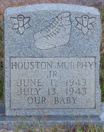 MURPHY JR., HOUSTON - Prentiss County, Mississippi | HOUSTON MURPHY JR. - Mississippi Gravestone Photos