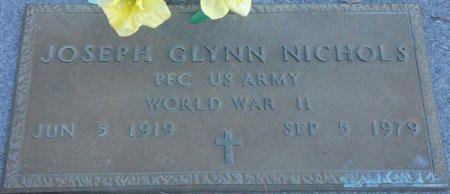 NICHOLS (VETERAN WWII), JOSEPH GLYNN (NEW) - Prentiss County, Mississippi | JOSEPH GLYNN (NEW) NICHOLS (VETERAN WWII) - Mississippi Gravestone Photos