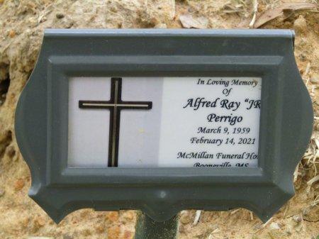 "PERRIGO, ALFRED RAY ""JR"" - Prentiss County, Mississippi | ALFRED RAY ""JR"" PERRIGO - Mississippi Gravestone Photos"