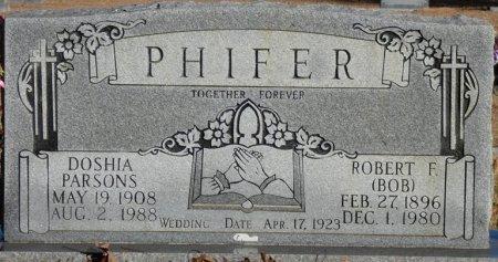 PHIFER, DOSHIA - Prentiss County, Mississippi   DOSHIA PHIFER - Mississippi Gravestone Photos