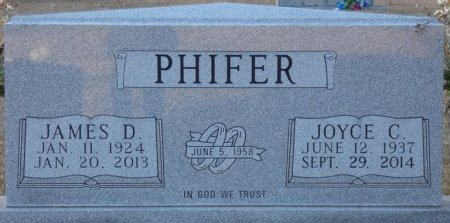 "PHIFER, JAMES DULUTH ""J.D."" - Prentiss County, Mississippi | JAMES DULUTH ""J.D."" PHIFER - Mississippi Gravestone Photos"
