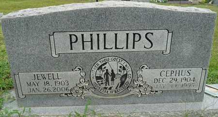 PHILLIPS, CEPHUS - Prentiss County, Mississippi | CEPHUS PHILLIPS - Mississippi Gravestone Photos