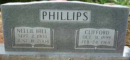 HILL PHILLIPS, NELLIE - Prentiss County, Mississippi | NELLIE HILL PHILLIPS - Mississippi Gravestone Photos