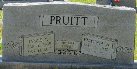 PRUITT, JAMES ELTON - Prentiss County, Mississippi | JAMES ELTON PRUITT - Mississippi Gravestone Photos