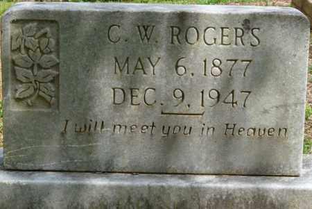 ROGERS, C.W. - Prentiss County, Mississippi | C.W. ROGERS - Mississippi Gravestone Photos