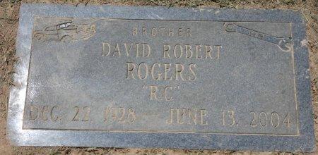 "ROGERS, DAVID ROBERT ""R.C."" - Prentiss County, Mississippi | DAVID ROBERT ""R.C."" ROGERS - Mississippi Gravestone Photos"