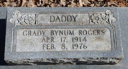 ROGERS, GRADY BYNUM - Prentiss County, Mississippi | GRADY BYNUM ROGERS - Mississippi Gravestone Photos