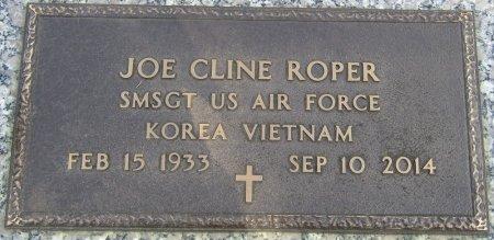 ROPER (VETERAN KOR VIET), JOE CLINE (NEW) - Prentiss County, Mississippi | JOE CLINE (NEW) ROPER (VETERAN KOR VIET) - Mississippi Gravestone Photos