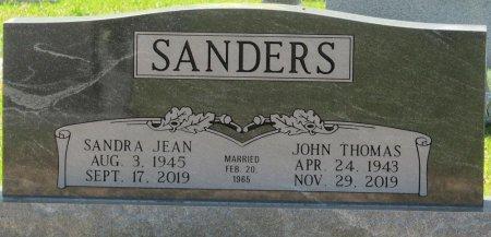 "SANDERS, JOHN THOMAS ""TOM"" - Prentiss County, Mississippi | JOHN THOMAS ""TOM"" SANDERS - Mississippi Gravestone Photos"