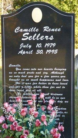 SELLERS, CAMILLE RENEE - Prentiss County, Mississippi | CAMILLE RENEE SELLERS - Mississippi Gravestone Photos