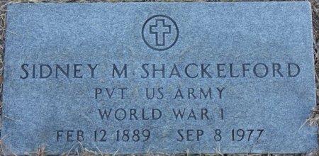 SHACKELFORD (VETERAN WWI), SIDNEY MARSHALL (NEW) - Prentiss County, Mississippi | SIDNEY MARSHALL (NEW) SHACKELFORD (VETERAN WWI) - Mississippi Gravestone Photos