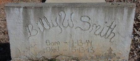 SMITH, BILLY W - Prentiss County, Mississippi   BILLY W SMITH - Mississippi Gravestone Photos