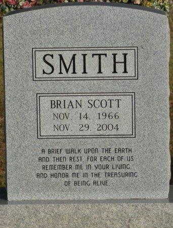 SMITH, BRIAN SCOTT - Prentiss County, Mississippi | BRIAN SCOTT SMITH - Mississippi Gravestone Photos