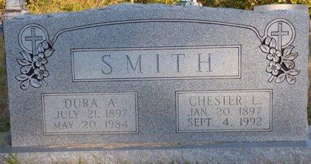 SMITH, DURA A - Prentiss County, Mississippi | DURA A SMITH - Mississippi Gravestone Photos