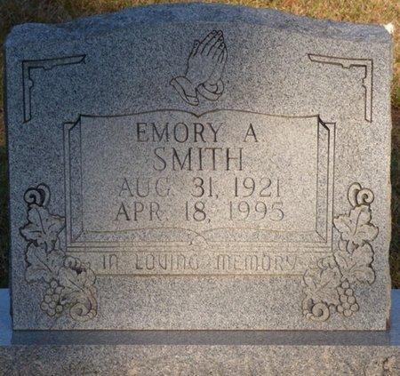SMITH, EMORY A - Prentiss County, Mississippi | EMORY A SMITH - Mississippi Gravestone Photos