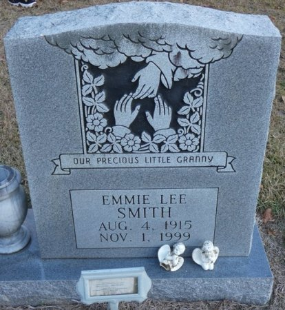 PAGE SMITH, EMMIE LEE - Prentiss County, Mississippi | EMMIE LEE PAGE SMITH - Mississippi Gravestone Photos