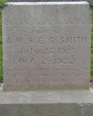 SMITH, FOY - Prentiss County, Mississippi   FOY SMITH - Mississippi Gravestone Photos
