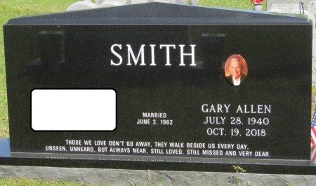 SMITH, GARY ALLEN - Prentiss County, Mississippi   GARY ALLEN SMITH - Mississippi Gravestone Photos