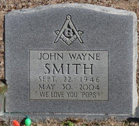 SMITH, JOHN WAYNE - Prentiss County, Mississippi   JOHN WAYNE SMITH - Mississippi Gravestone Photos