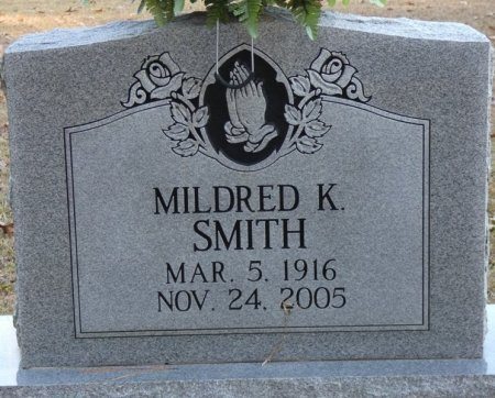 SMITH, MILDRED KELLY - Prentiss County, Mississippi | MILDRED KELLY SMITH - Mississippi Gravestone Photos