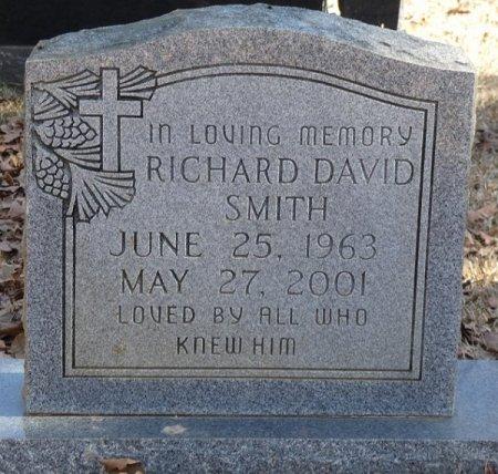 SMITH, RICHARD DAVID - Prentiss County, Mississippi | RICHARD DAVID SMITH - Mississippi Gravestone Photos