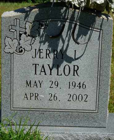 TAYLOR, JERRY L - Prentiss County, Mississippi | JERRY L TAYLOR - Mississippi Gravestone Photos