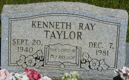 TAYLOR, KENNETH RAY - Prentiss County, Mississippi   KENNETH RAY TAYLOR - Mississippi Gravestone Photos