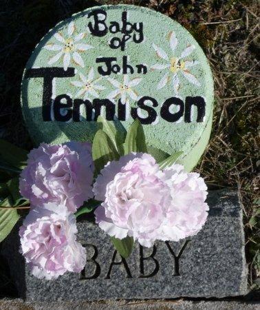 TENNISON, INFANT #1 - Prentiss County, Mississippi | INFANT #1 TENNISON - Mississippi Gravestone Photos