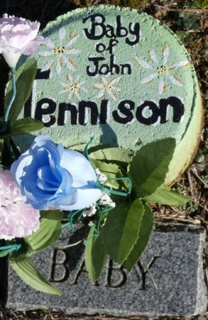 TENNISON, INFANT #2 - Prentiss County, Mississippi | INFANT #2 TENNISON - Mississippi Gravestone Photos