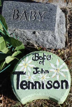 TENNISON, INFANT #3 - Prentiss County, Mississippi | INFANT #3 TENNISON - Mississippi Gravestone Photos