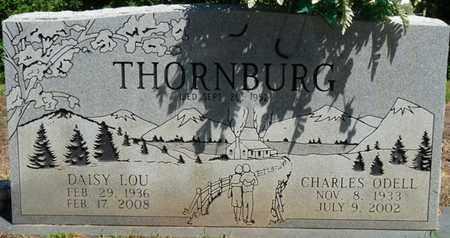 THORNBURG, DAISY LOU - Prentiss County, Mississippi | DAISY LOU THORNBURG - Mississippi Gravestone Photos