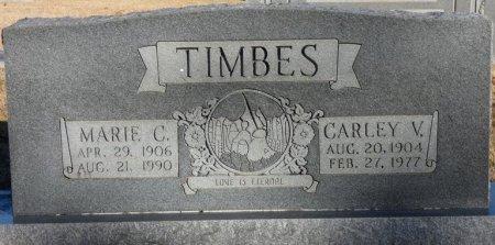 CUNNINGHAM TIMBES, ANNA MARIE - Prentiss County, Mississippi | ANNA MARIE CUNNINGHAM TIMBES - Mississippi Gravestone Photos