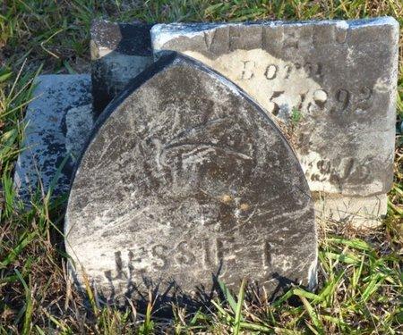 VETETO, JESSIE F - Prentiss County, Mississippi   JESSIE F VETETO - Mississippi Gravestone Photos