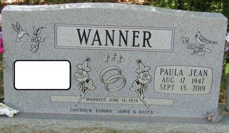 WANNER, PAULA JEAN - Prentiss County, Mississippi   PAULA JEAN WANNER - Mississippi Gravestone Photos