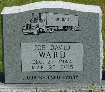 WARD, JOE DAVID - Prentiss County, Mississippi | JOE DAVID WARD - Mississippi Gravestone Photos