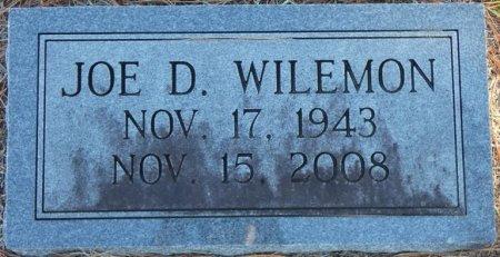 WILEMON, JOE DOUGLAS - Prentiss County, Mississippi | JOE DOUGLAS WILEMON - Mississippi Gravestone Photos