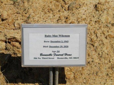 WILEMON, RUBY MAE - Prentiss County, Mississippi | RUBY MAE WILEMON - Mississippi Gravestone Photos