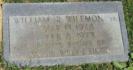 WILEMON, SR, WILLIAM ROY - Prentiss County, Mississippi | WILLIAM ROY WILEMON, SR - Mississippi Gravestone Photos
