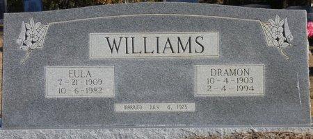 WILLIAMS, EULA - Prentiss County, Mississippi | EULA WILLIAMS - Mississippi Gravestone Photos