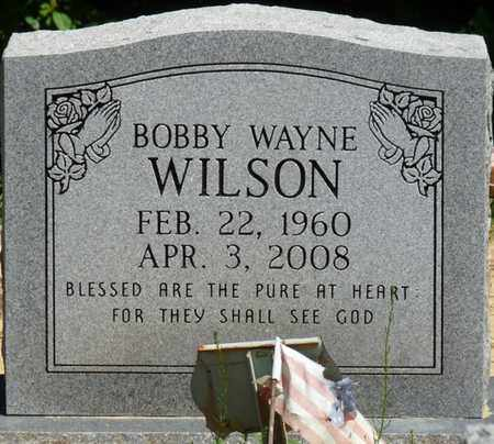 WILSON, BOBBY WAYNE - Prentiss County, Mississippi | BOBBY WAYNE WILSON - Mississippi Gravestone Photos