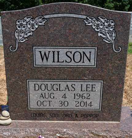 WILSON, DOUGLAS LEE - Prentiss County, Mississippi | DOUGLAS LEE WILSON - Mississippi Gravestone Photos