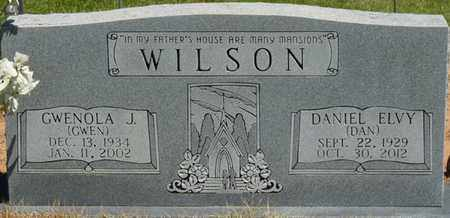 "WILSON, DANIEL ELVY ""DAN"" - Prentiss County, Mississippi | DANIEL ELVY ""DAN"" WILSON - Mississippi Gravestone Photos"