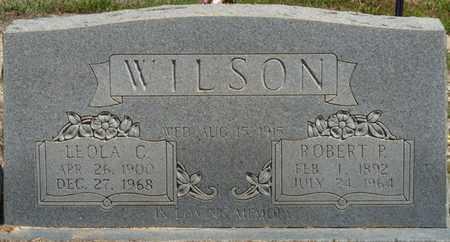 WILSON, LEOLA C - Prentiss County, Mississippi | LEOLA C WILSON - Mississippi Gravestone Photos