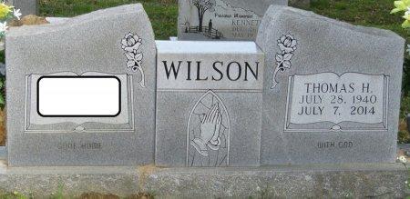 WILSON, THOMAS HENRY - Prentiss County, Mississippi   THOMAS HENRY WILSON - Mississippi Gravestone Photos