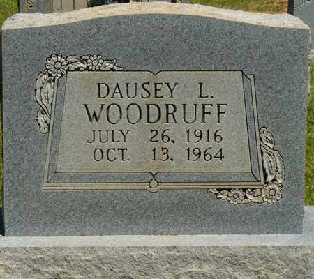 WOODRUFF, DAUSEY L - Prentiss County, Mississippi | DAUSEY L WOODRUFF - Mississippi Gravestone Photos