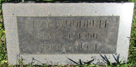 WOODRUFF, HENRY ELVY - Prentiss County, Mississippi   HENRY ELVY WOODRUFF - Mississippi Gravestone Photos