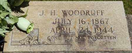 WOODRUFF, J.H. - Prentiss County, Mississippi | J.H. WOODRUFF - Mississippi Gravestone Photos
