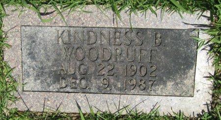 WOODRUFF, KINDNESS B - Prentiss County, Mississippi   KINDNESS B WOODRUFF - Mississippi Gravestone Photos