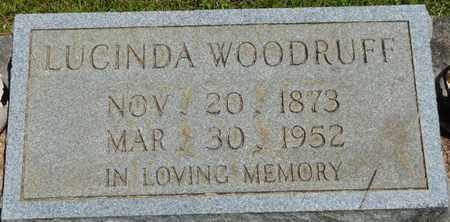 WOODRUFF, LUCINDA - Prentiss County, Mississippi | LUCINDA WOODRUFF - Mississippi Gravestone Photos